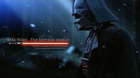 Star Wars - Imperial March Choir Version (Darth Vader's Theme)
