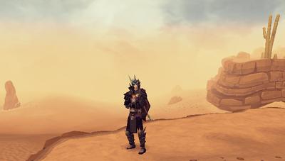 Sedric updated armour 4-12-14