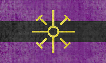 Magnushuun Flag