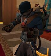 The true Chest Pirate