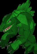 Dagannoth mother green