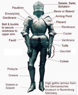 Medieval-knight-armor