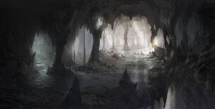 Cave by ewkn