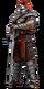 Corvus Grey Anjou