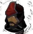Rastaro of Zamorak (Chathead)