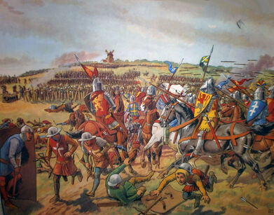 The Charge at St