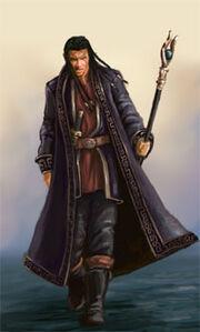 A'Sharad Wizard
