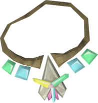 Klaus' necklace tier 3