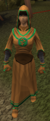 Godless Spy at Bandos Camp