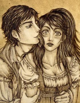 Paula and Gabriel