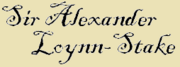 Sir Loynn Signature