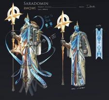 Saradomin concept art