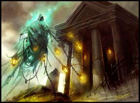 Geist lantern
