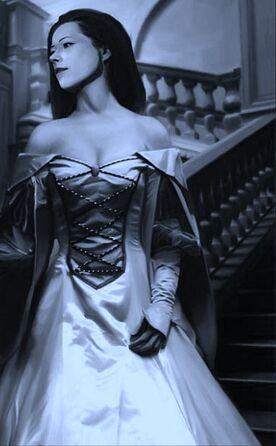 The raven princess