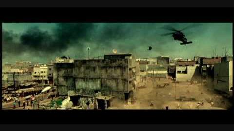 Black Hawk Down - Avenged Sevenfold - M.I.A. (Unofficial Video)