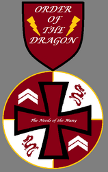 Dragon Knights medal