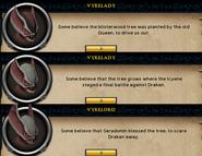 Blisterwood Theories