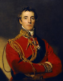 Sir Arthur Wellesley 1st Duke of Wellington