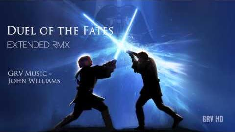 Duel of the Fates GRV Extended RMX - John Williams
