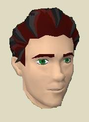 Elliot Pryde Face