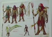 Dragonkin concept