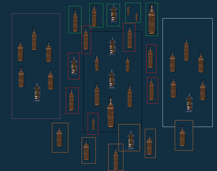 The Concendo Fleet