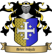 Arms of Lothar Cross