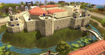 White Knights' Castle full