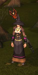 Regrette witch