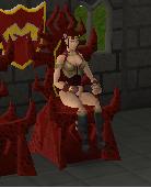 Queen Hex Throne