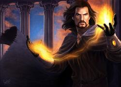 Cyrus Everric, Grandmaster