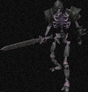 Halcyian Skeleton Sketch