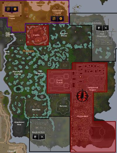 Mory Land Map