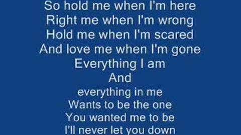 3 Doors Down When Im Gone Lyrics