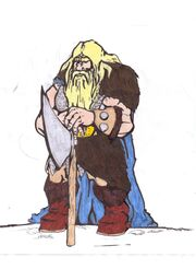 Alrekr Ormrson of Beard