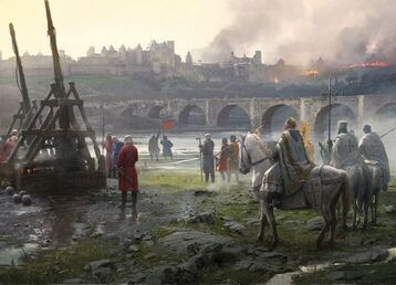 The Siege of Le Faye