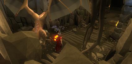 Foyada azazel cave