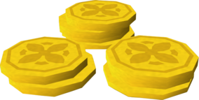 Gielinor's major currency
