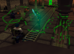 Temple raid Photo.