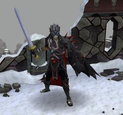 Alexander as a Blade