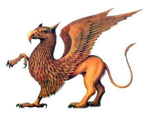 Griffin-mythology
