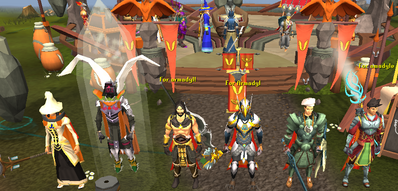 Armadyl forces