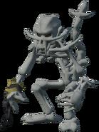 The Skeletal Horror