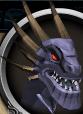 King Black Dragon chathead