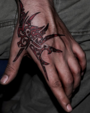 Mohave tattoo