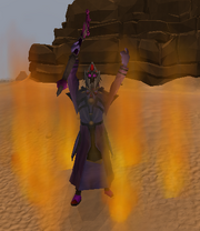 Pyris fire