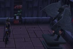 Vampyric altar