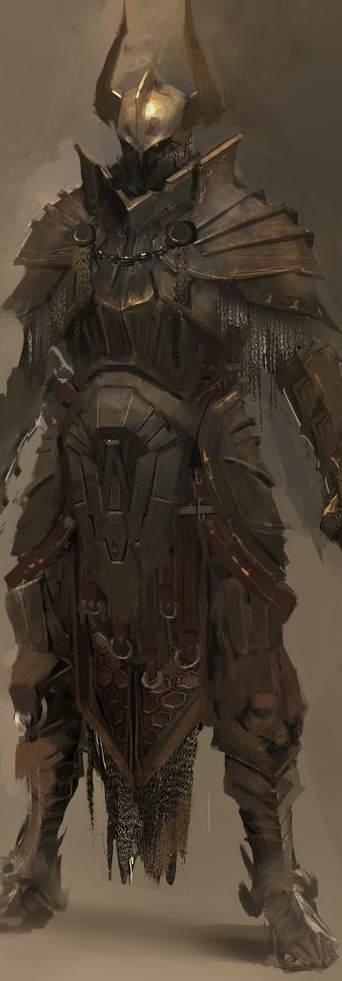 Abraxas armor