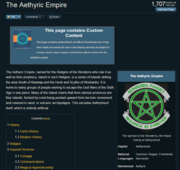 Aethyric Empire
