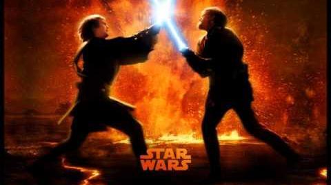 John Williams & London Symphony Orchestra - Anakin Vs. Obi-Wan Battle of the Heroes